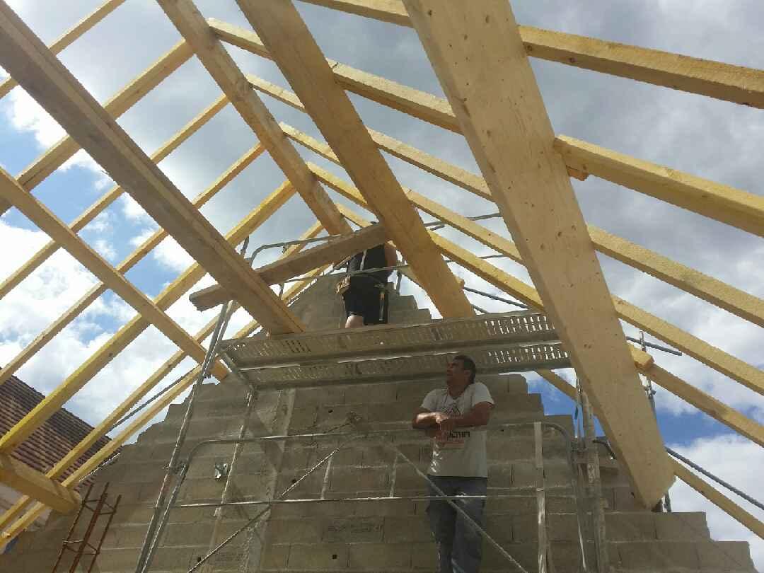 La réalisation de tous vos travaux de construction maison individuelle